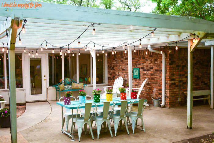 7 patio decorating ideas on a budget