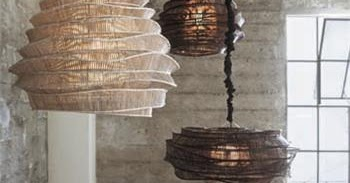 Moon to moon roost bamboo cloud chandelier aloadofball Choice Image