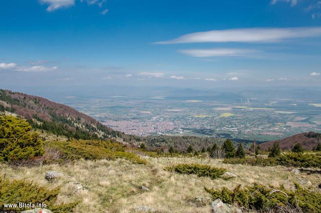 Bitola Panorama - Neolica Hiking Trail, Macedonia