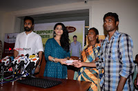 Sneha and Prasanna Pos at TN Farmers Financial istance  0007.JPG