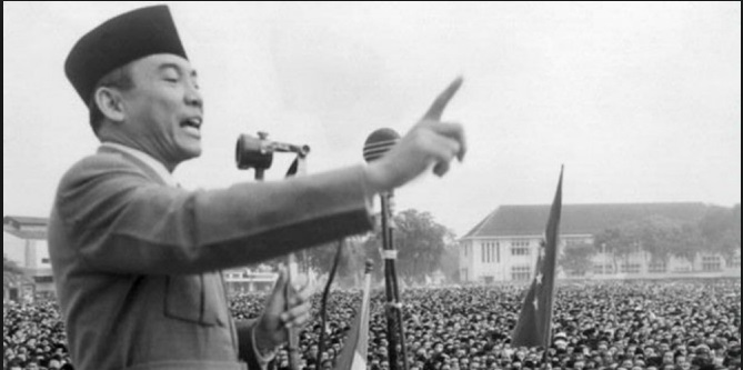 History Of Soekarno The Indonesian Proclaimer All About Of Indonesia