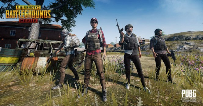 Pubg Mobile Android Mod Apk High Graphics Download: PLAYERUNKNOWN'S BATTLEGROUNDS MOD APK
