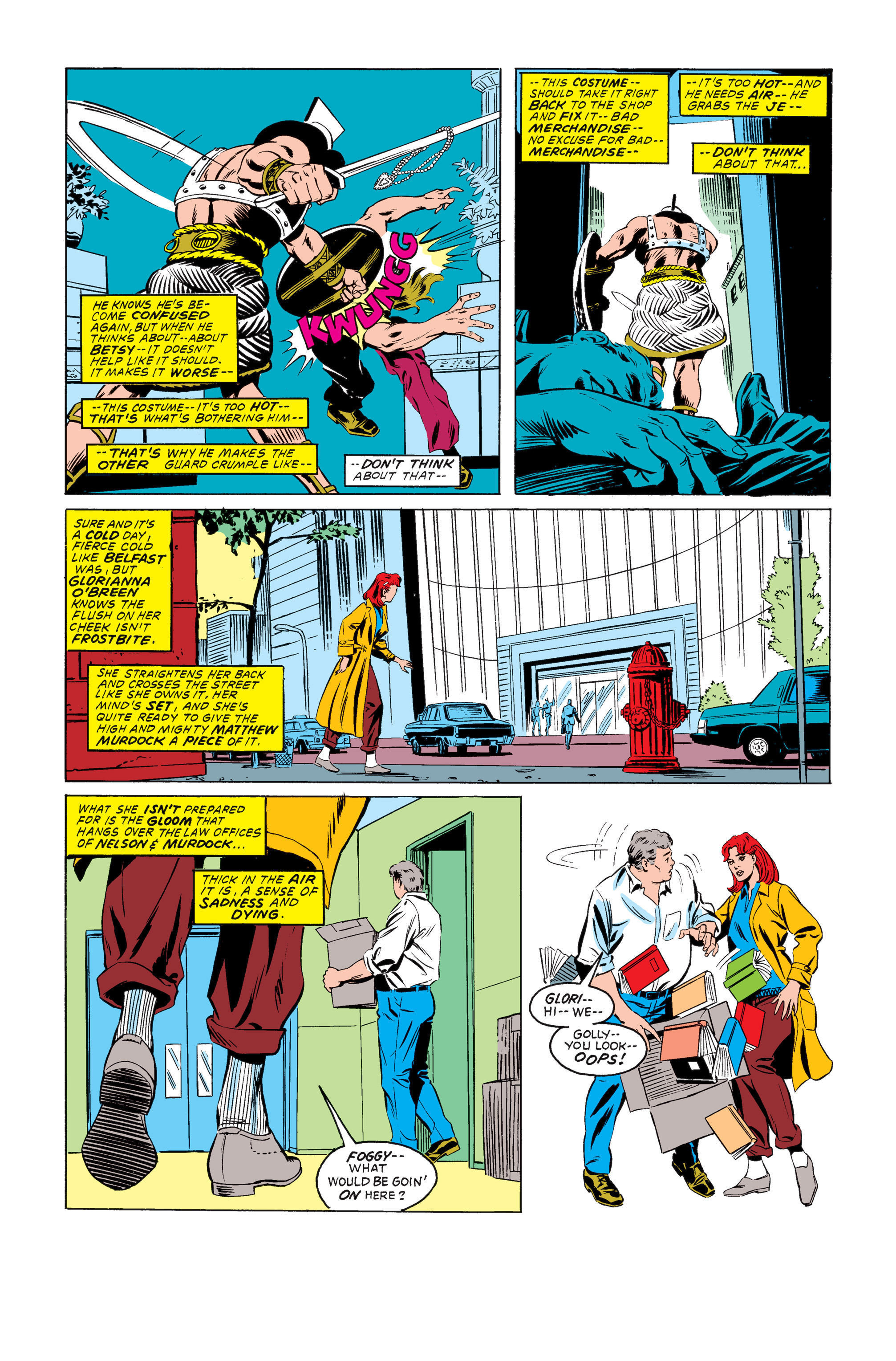 Daredevil (1964) 226 Page 2