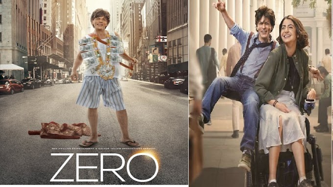 Zero Full Movie 2018 Download Filmyzilla