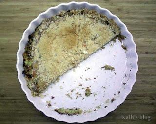 Ορφανή πίτα με μπρόκολο