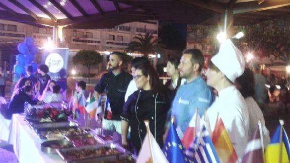 """Με μεγάλη επιτυχία η εκδηλωση για την """"Ημέρα της Ευρώπης"""" στο Άργος (βίντεο)"""