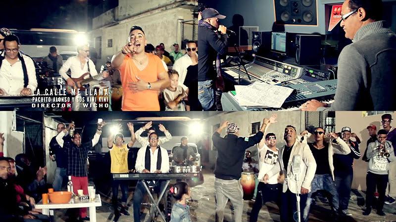 Pachito Alonso y sus Kini Kini - ¨La calle me llama¨ - Videoclip - Dirección: Wicho. Portal Del Vídeo Clip Cubano - 01