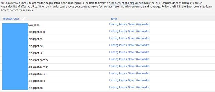 Cara Agar Domain Blog Tetap blogspot.com Tidak Dialihkan