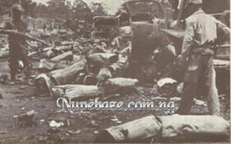Abagana Ambush , Nigerian Army Coup , The Nigeria Military Coup Attempt of February 13, 1976. Led By Lt. Col. Buka Suka Dimka