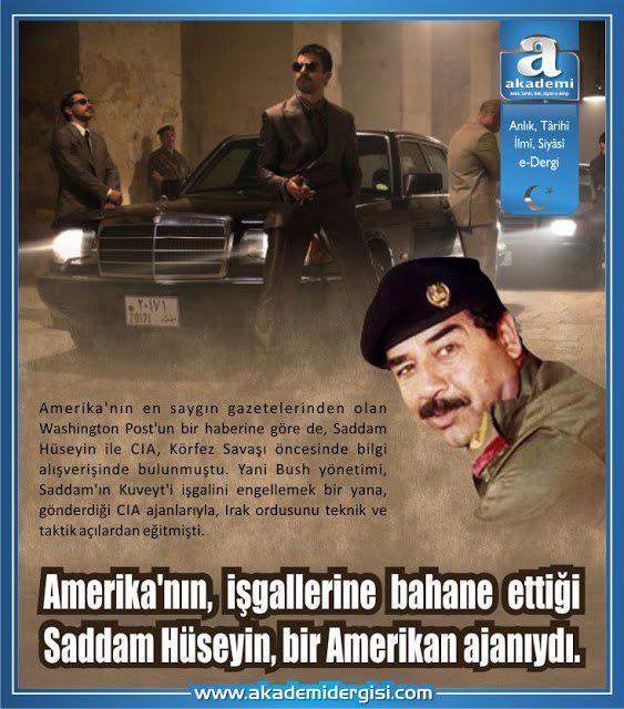 abd, Armagedon, aydoğan vatandaş, büyük israil projesi, cia,  israil, körfez savaşı, masonluk, melhame-i kübra, mossad, saddam hüseyin, suriye sorunu, akademi dergisi, Mehmet Fahri Sertkaya,