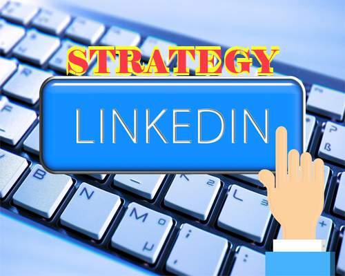strategi bisnis dengan linkedin