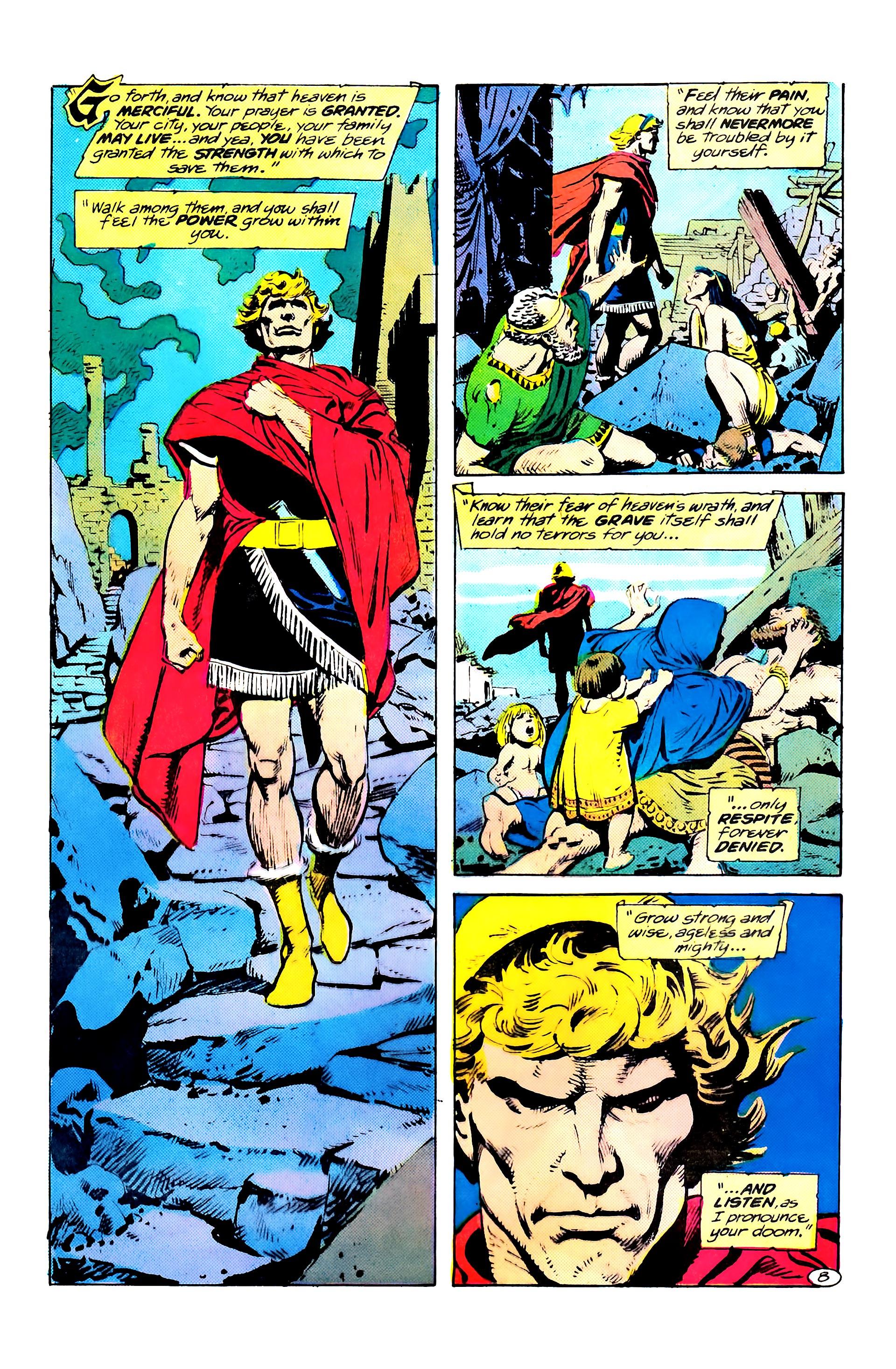 Read online Secret Origins (1986) comic -  Issue #10 - 24