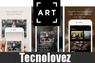 Smartify - Applicazione che riconosce le opere d'arte e ti spiega la loro storia