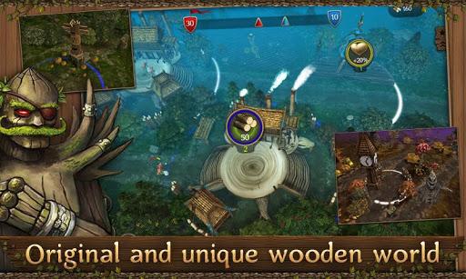 First Wood War APK + DATA 1.5.1 Direct Link