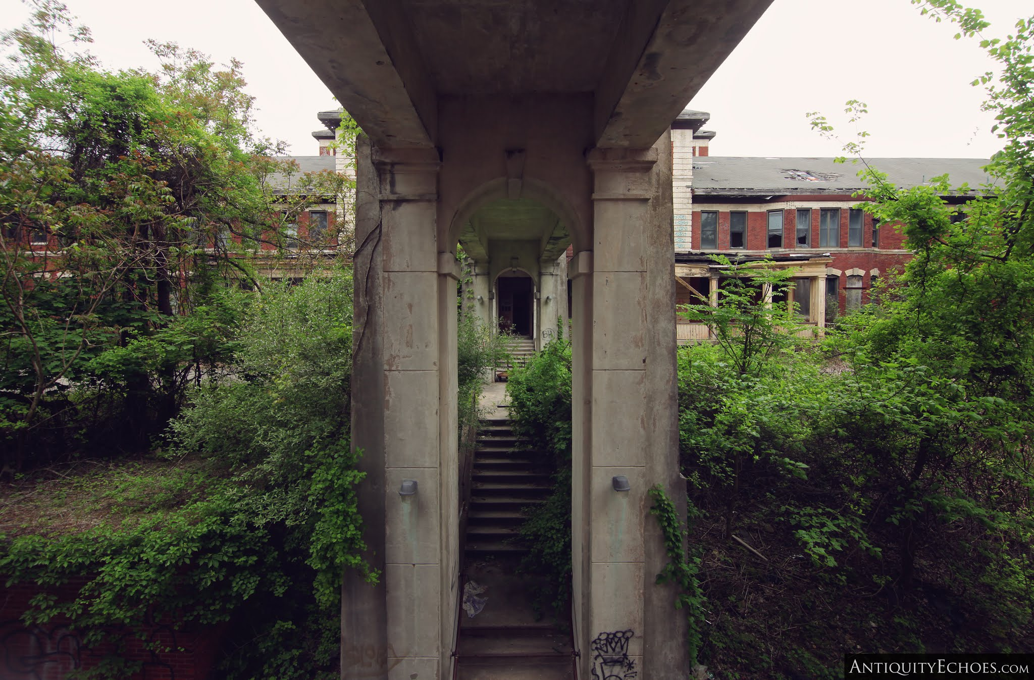 Overbrook Asylum - Under the Skyway