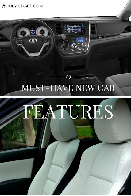 Must-have new car features