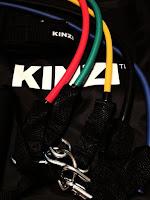Kinzi Resistance Band Set
