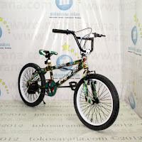 20 inch Pacific Ripper 3.0 FreeStyle BMX Bike