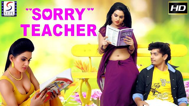 Sorry Teacher (2017) Hindi Hot Movie Full HDRip