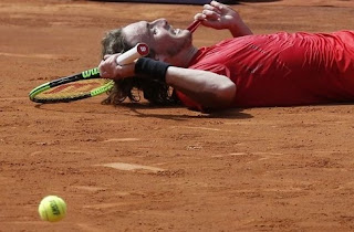 Έγραψε ιστορία στο τένις ο Έλληνας Στέφανος Τσιτσιπάς: Στον τελικό με τον Ναδάλ!