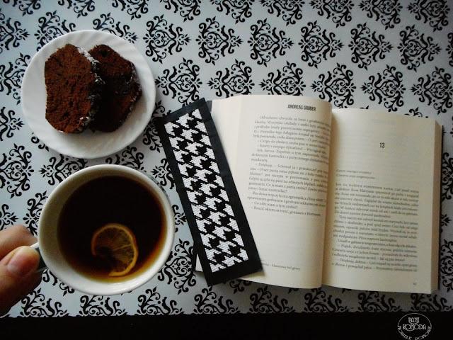 book książka herbata