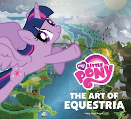My Little Pony The Art of Equestria Books