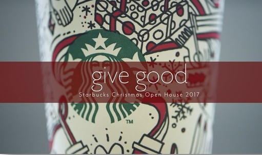 the much loved starbucks christmas open house will be held island wide across all starbucks