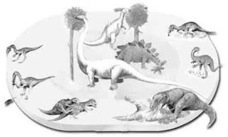 Reptil pada Zaman Mesozoikum