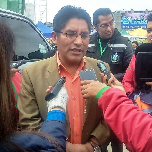 Gobernador recuerda que existen tres proyectos en carpeta retenidos por una bancada