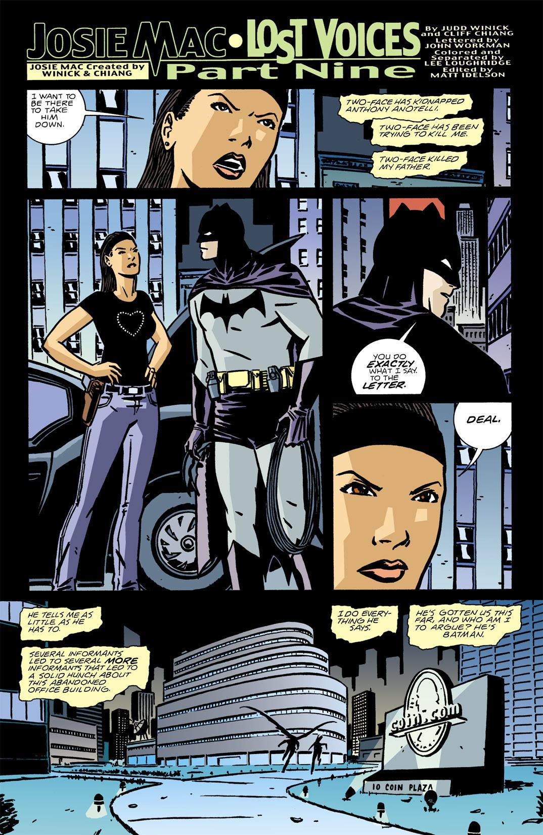 Detective Comics (1937) 771 Page 23