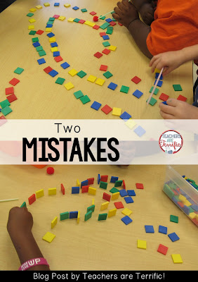 STEM Challenge: How do you make paths for a maze! Fabulous first grade STEM Check this blog post!