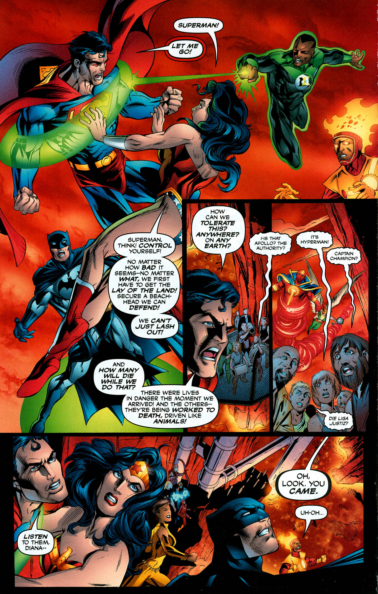 Read online Trinity (2008) comic -  Issue #10 - 15