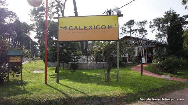 Restaurante Calexico - Punta del Este, Uruguai