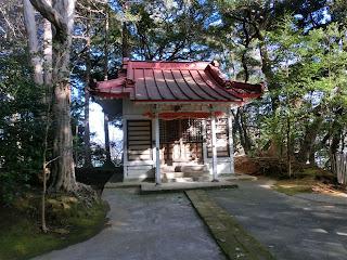 韮山城址・熊野神社