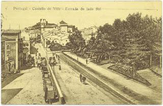 OLD PHOTOS / Jardim João José da Luz, Castelo de Vide, Portugal