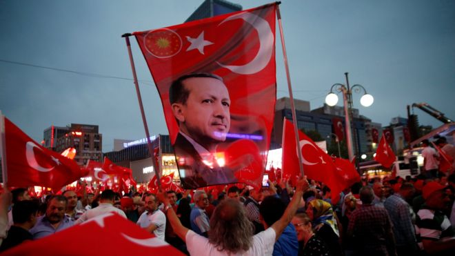 BREAKING: Turkey coup attempt: State of emergency announced