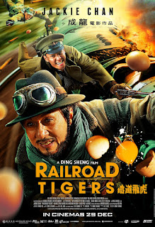 Nonton Film Railroad Tigers (2016) Movie Sub Indonesia