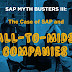 SAP and The Case of Small-to-Midsized Companies | Myth Busters