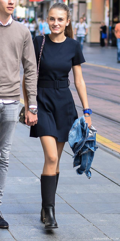 Preppy chic, Street style, ulična moda rujan 2015, StyleZagreb