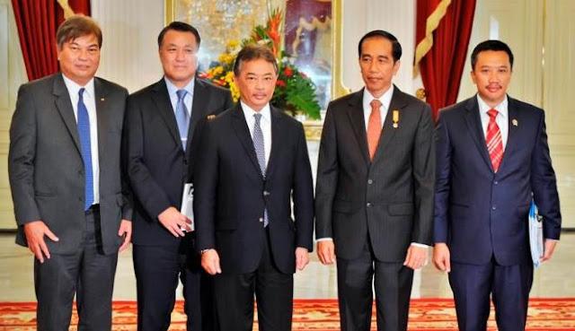 Istana Luruskan Soal Terkait Pencabutan Sanksi Pembekuan PSSI