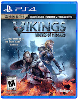 Vikings: Wolves of Midgard Game PS4