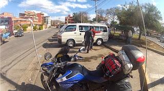 Perdidos em Cochabamba / Bolívia.