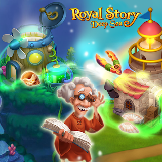 Royal Story Deep Sea Egon's Oddities