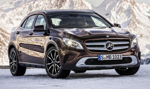 New Reviews Excellence Mercedes Benz GLA-Class