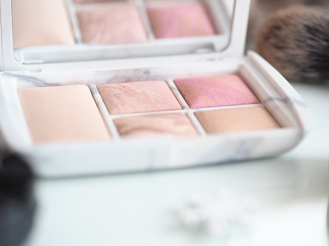 Hourglass surreal light blush in surreal glow