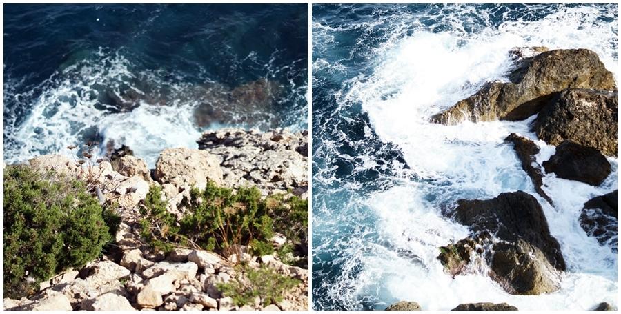 Blog + Fotografie by it's me! - fim.works - Ibiza, Portinatx - Blick ins Meer vom nördlichsten Ende der Insel