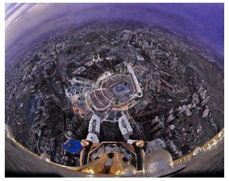 INILAH 3 Tanda Kiamat Kubra yang Terlihat Nyata di Mekkah Seperti Disebutkan Rasulullah, Subhanallah!
