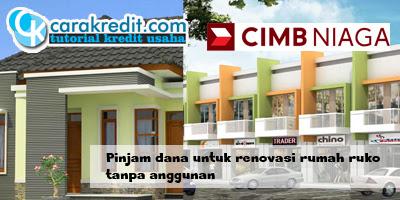 Pinjaman tanpa jaminan Cimb Niaga X-tra dana