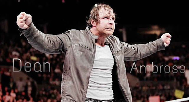 Free Dean Ambrose WWE Superstar 4K Wallpaper