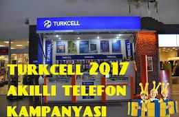 Turkcell 2017 Cep Telefonu Kampanyas